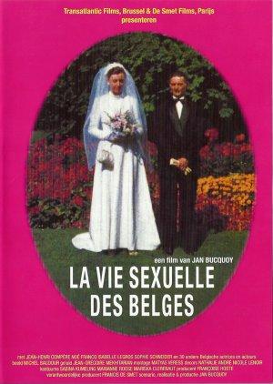 La Vie sexuelle des Belges 1950-1978 affiche