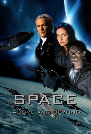 Space: Above and Beyond 680x1000