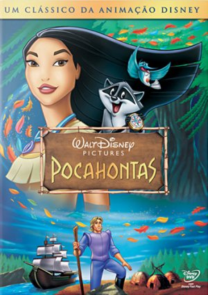 Pocahontas 350x497