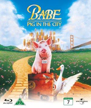 Schweinchen Babe in der großen Stadt 1508x1781