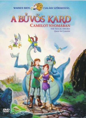 Das magische Schwert - Die Legende von Camelot 1602x2190
