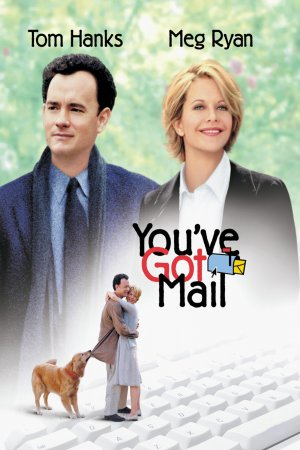You've Got Mail Dvd cover