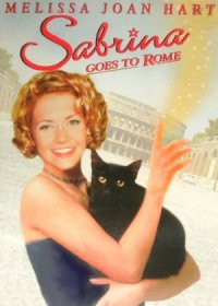 Sabrina Goes to Rome poster