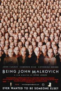 Essere John Malkovich poster