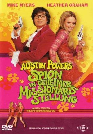 Austin Powers - Spion in geheimer Missionarsstellung 559x800