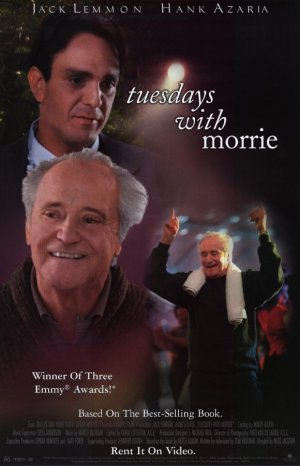 Tuesdays with Morrie 580x900