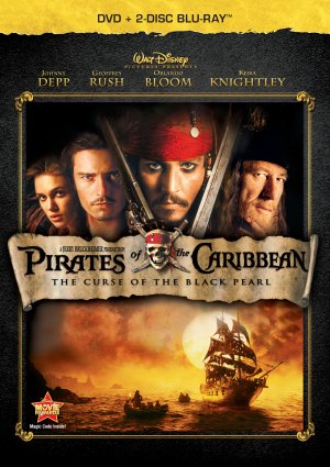 Pirates of the Caribbean: The Curse of the Black Pearl 1535x2175