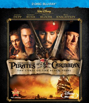 Pirates of the Caribbean: The Curse of the Black Pearl 1523x1762