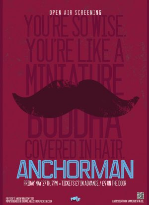 Anchorman: The Legend of Ron Burgundy 1358x1866