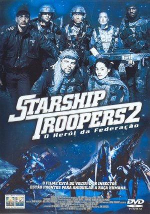 Starship Troopers 2: Hero of the Federation 704x1000