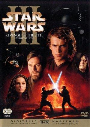 Star Wars: Episodio III - La venganza de los Sith 706x1000