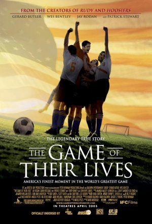 The Game of Their Lives Poster