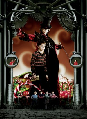 Charlie and the Chocolate Factory 3645x5000