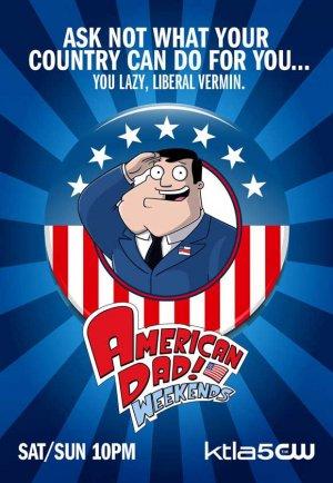 American Dad! 580x840