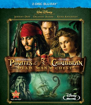 Pirates of the Caribbean: Dead Man's Chest 1523x1762