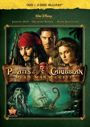 Pirates of the Caribbean: Dead Man's Chest 1535x2175