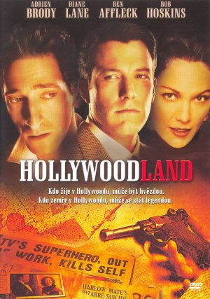 Hollywoodland Dvd cover