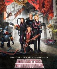 Monster Warriors poster