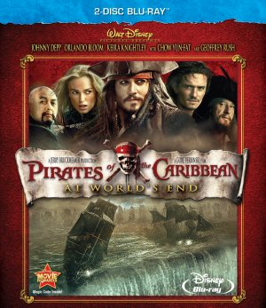 Pirates of the Caribbean: At World's End 1523x1762