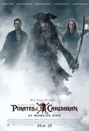 Pirates of the Caribbean: At World's End 820x1200