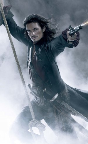 Pirates of the Caribbean: At World's End 2987x4900
