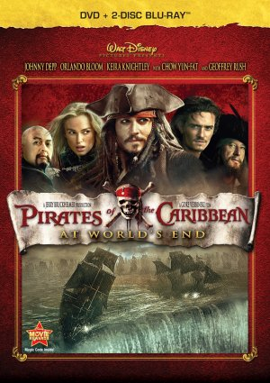 Pirates of the Caribbean: At World's End 1535x2175