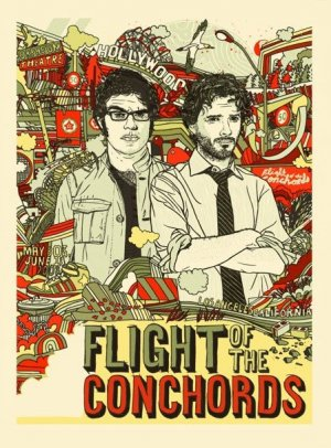 Flight of the Conchords 449x608
