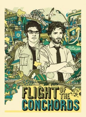 Flight of the Conchords 451x613