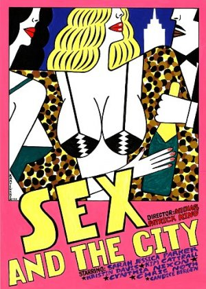 Sex and the City 356x500