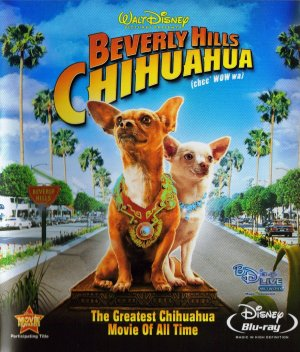 Beverly Hills Chihuahua Blu-ray cover