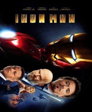 Iron Man 312x377