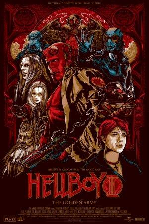 Hellboy II: The Golden Army 1000x1501