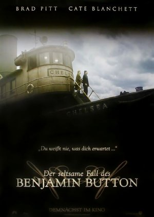 The Curious Case of Benjamin Button 450x635