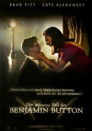 The Curious Case of Benjamin Button 450x640