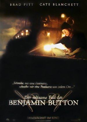 The Curious Case of Benjamin Button 450x636