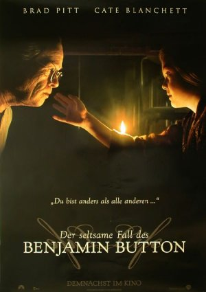 The Curious Case of Benjamin Button 450x637