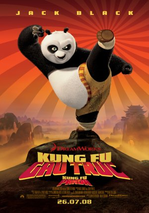 Kung Fu Panda 2104x3000