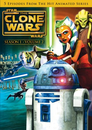 Star Wars: The Clone Wars 1678x2379