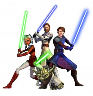 Star Wars: The Clone Wars 3128x3229