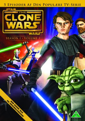 Star Wars: The Clone Wars 1673x2378