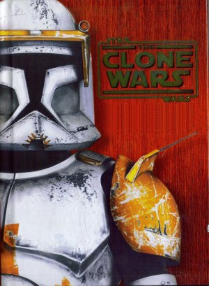Star Wars: The Clone Wars 837x1140