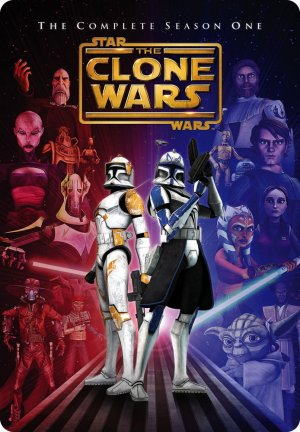 Star Wars: The Clone Wars 694x1000