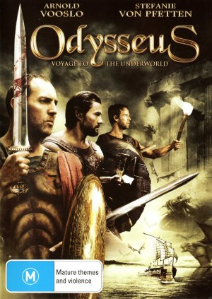 Odysseus and the Isle of the Mists Dvd cover