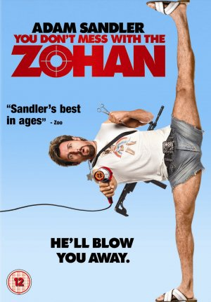 You Don't Mess with the Zohan 1367x1958