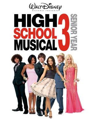 High School Musical 3: Senior Year 300x386