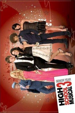 High School Musical 3: Senior Year 395x591