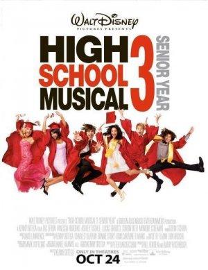 High School Musical 3: Senior Year 500x649