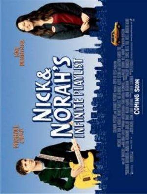 Nick and Norah's Infinite Playlist 351x464