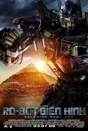 Transformers: Die Rache 3367x5000