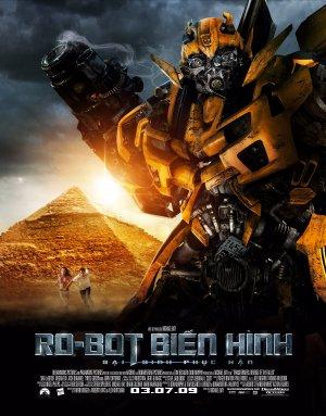 Transformers: Die Rache 3913x5000